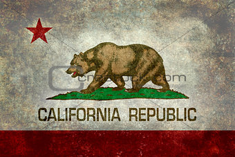 California Republic Vintage version