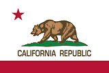 California Republic Vintage version