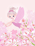 Flying Pixy Fairy