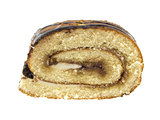 Sweet roll cake