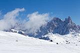 Italian Dolomites.