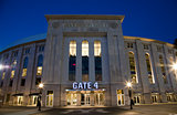 Yankee Stadium in the Bronx New York