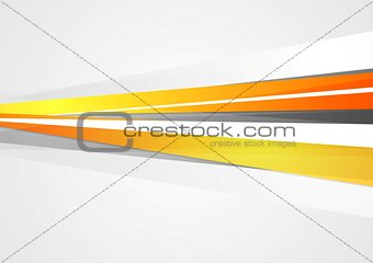 Bright corporate abstract background