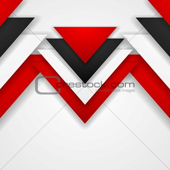 Abstract corporate background with tech elements