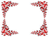 Picture frame to the Valentine's day.