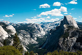 Half Dome at Yosemite Valley
