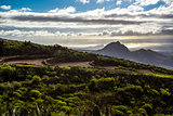 Beautiful landscape of Tenerife, Canary Islands. Spain