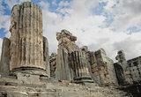 Apollo temple in Turkey