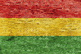 Colors of reggae music