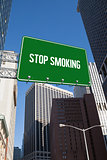 Stop smoking against new york