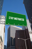 Stay motivated against new york