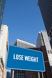 Lose weight against new york