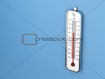 Classic thermometer