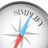 compass simplify