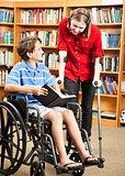 School Children with Disabilities