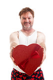 Valentines Heart Guy