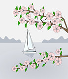 Sailing in Springtime