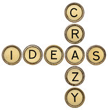 crazy ideas crossword