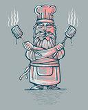 Big bad chef
