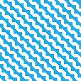 Pattern blue.