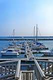 Yachts. Sagami Bay, Shizuoka, Japan