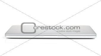 Closed laptop