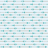 Arrow abstract pattern, vector
