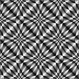 Design seamless geometric trellised pattern