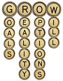 grow crossword