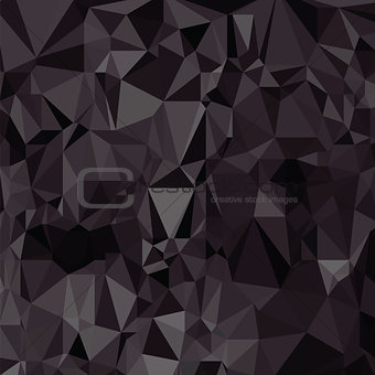 black mosaic background