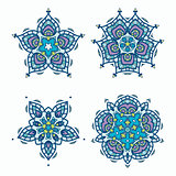 Snowflakes Ornament Pack