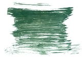Green Painted Paper