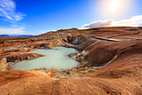 Krafla volcanic field