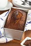 Freshly Baked Pound Cake
