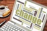 change word cloud