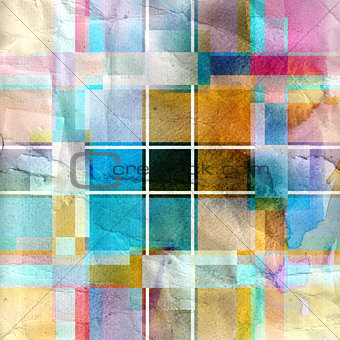 abstract background rectangles