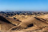 fantrastic Namibia moonscape landscape, Eorngo