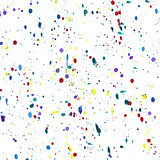 Watercolor spots. Vector background