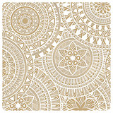 Vector  Hand Drawn Doodle Lacy Pattern