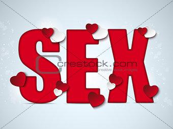 Valentine Day Sex Red Heart