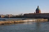 The Garonne, Toulouse