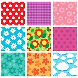 Pattern theme collection 2
