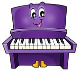 Piano theme image 1
