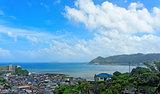View of Shizuoka, Japan