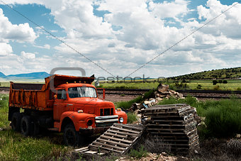 Country truck