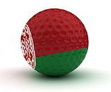 Belarusian Golf Ball