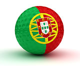 Portuguese Golf Ball