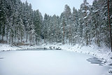 Eibsee winter