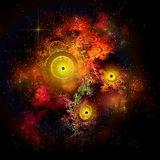 Burning Embers Nebula
