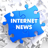 Internet News on Blue Puzzle.